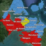 Auckland-region-map