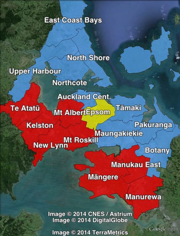 Auckland-region-map